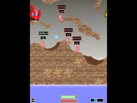 Worms new edition mobile java games youtube worms new edition mobile java games gumiabroncs Images