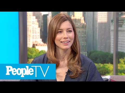 Jessica Biel Shares The Time Son Silas Left Her And Justin Timberlake In Tears | PeopleTV