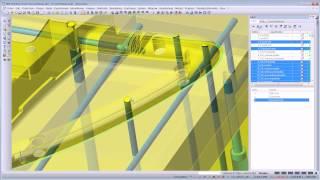 VISI Advanced Modelling - Produktvideo ''Zielorientierte Verformung am Beispiel eines Werkzeuges''
