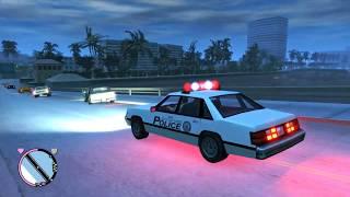 GTA:4 - Vice City Rage - Police Car