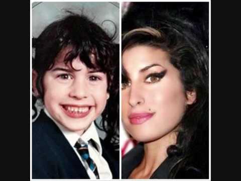 when celebrities were kids youtube