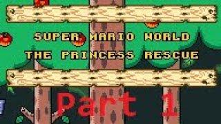 SMW - The Princess Rescue - Playthrough (Subtitles) - Part 1 - BROckade!