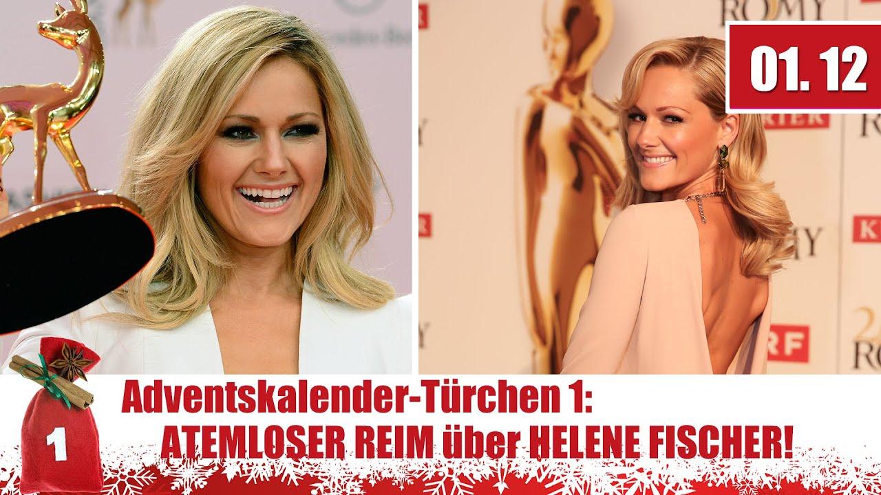 Adventskalender Helene Fischer