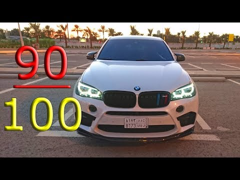 2016 BMW X6M Detailed Review