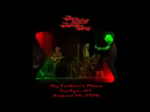 The Flying Burrito Brothers Live in My Father Place New York (8/14/1976)