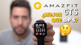 Gambar cover Amazfit GTS ¿Mejor que Amazfit BIP S? ¿Compite con Apple Watch Series 5?
