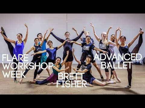 FDE: Workshop Week 2015 - Brett Fisher's Advanced Ballet