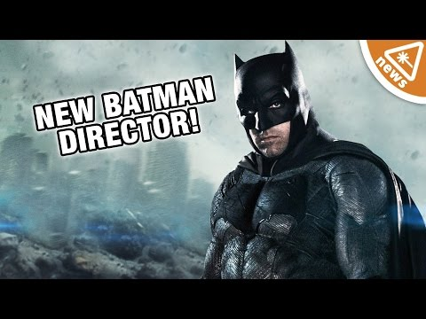 What the New Batman Director Means for the DCU (Nerdist News w/ Amy Vorpahl)