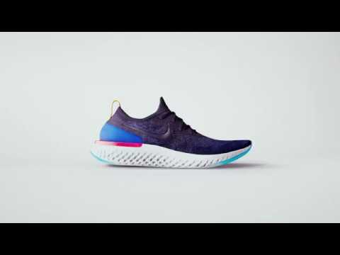 Nike Epic React Better Ingredients, Better Result