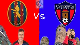 Serie C Derby Potenza 1   0 Picerno
