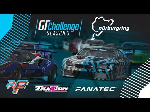 LIVE: rFactor 2 GT Challenge Series - Round 4 - Nürburgring