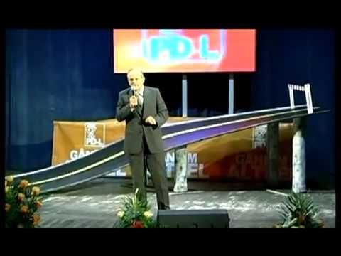Stolojan - fostul expert al Băncii Mondiale - promisiuni electorale 2008