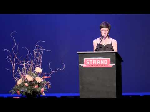 "Kaitlin Curtice reading ""Walking At Sweetwater Creek"" - YouTube"