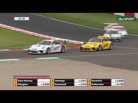 Porsche Carrera Cup GB 2018 - Donington Park, Rounds 3 and 4