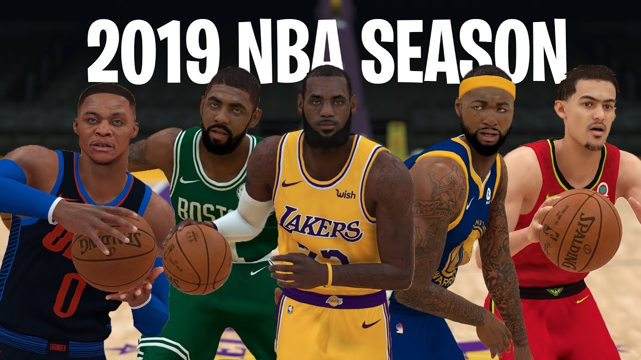 Nba Saison 2020/19