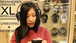 sennheiser Urbanite XL Wireless: Unboxing & Review