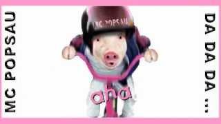 MC POPSAU - DA DA DA ich lieb dich nicht ... (ALPHA-NIC MAINFLOOR RADIO EDIT)
