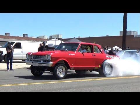 Gassers 6 Rev Fest Car Show (2019)
