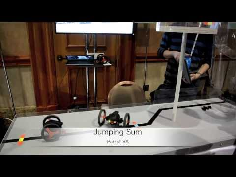 CES2014:Parrot SA「Jumping Sum」Demo
