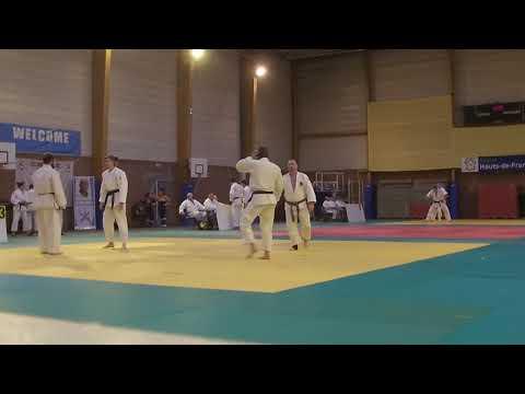 Examen grades judo des Hauts de France 2 décembre 2018 Lambersart 2