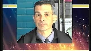 SE ESCLARECIO EL HECHO DE ROBO A UNA MUJER MAYOR. ENTREVISTA AL COMISARIO MATIAS ARGUELLO
