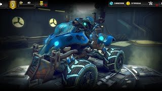 RACE: Rocket Arena Car Extreme Gameplay ALIEN MAX Level screenshot 5