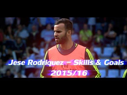 Jese Rodriguez - Skills & Goals ● 2015 - 2016 ● HD