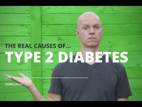 The Real Causes of Type 2 Diabetes (And How to Cure It Naturally)
