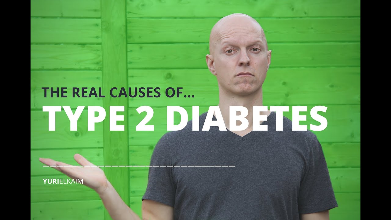 Diabetes is curable - Yuri Vilunas 19