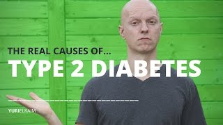 The Real Causes of Type 2 Diabetes (And How to Cure It Naturally)(Did you know one in three people has Type 2 Diabetes? This means you, or someone you know, is probably struggling with this completely reversible disease ..., 2012-07-02T19:10:50.000Z)