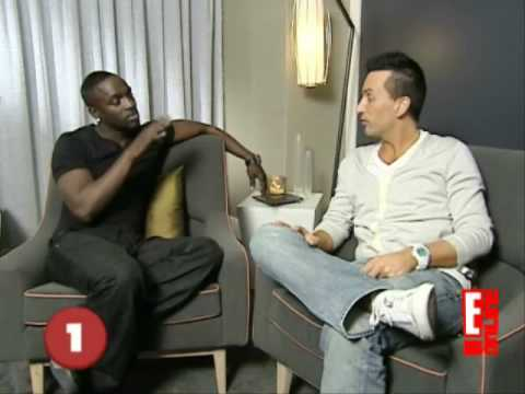 Akon puts E! reporter in his place regarding Michael Jackson