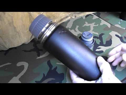 Термос Primus TrailBreak Vacuum Bottle 0.75L, обзор