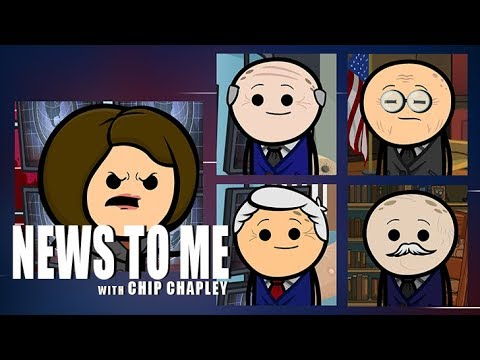 """News To Me With Chip Chapley - Episode 3 """"Women? That's News To Me"""""""