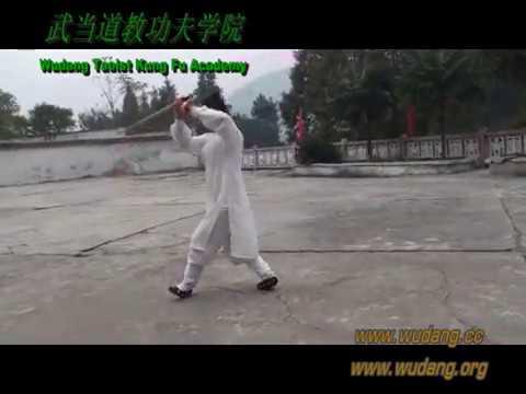 武当太极剑36式 (管永星) - Wudang Taiji Sword 36 (Guan Yongxing)