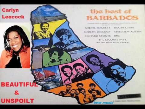 Sheryl Hackett  - BEAUTIFUL & UNSPOILT  (1978 SOUL MUSIC -  BARBADOS)