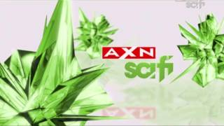 AXN Sci Fi. Change to AXN Black.