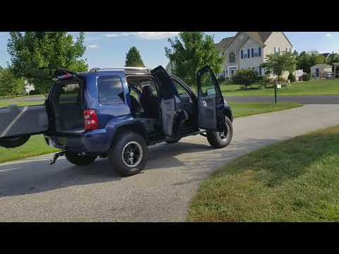 2006 Jeep Liberty Lifted 4x4-For Sale-Delaware