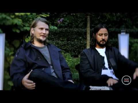 "Röyksopp / interview ""The Inevitable End"" album"