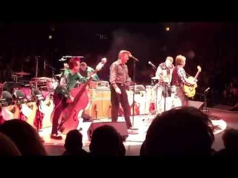 Great Balls Of Fire -  Brian Setzer  - Dibbs Preston ( LIVE ! ) Westbury NY