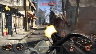 Fallout 4 Коготь Смерти выживание