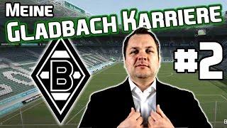 FIFA 16 Karrieremodus M'Gladbach   Wintertransfers Pläne + Saisonverlauf   #02