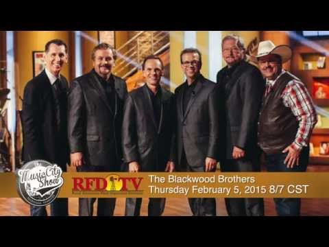 The Music City Show - The Blackwood Brothers