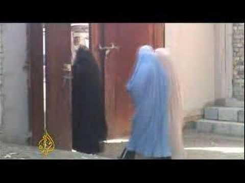 Afghan women's rights - 9 Feb 08