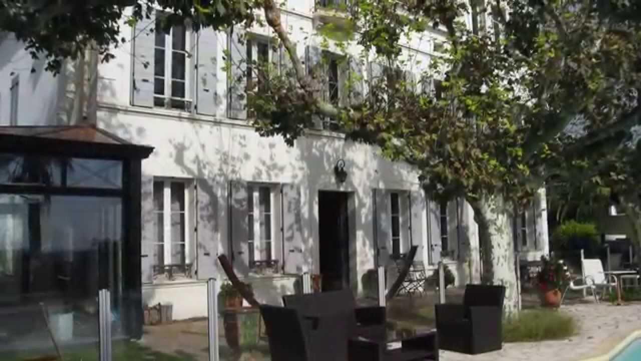 Vente maison de maitre piscine vue mer toulon annonces immobili res prestige youtube - Vente maison jardin nimes toulon ...