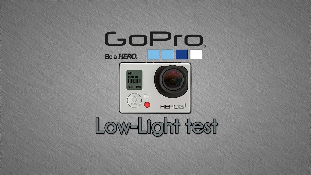 GoPro Hero 3+ Silver Edition - Low-Light test & GoPro Hero 3+ Silver Edition - Low-Light test - YouTube azcodes.com