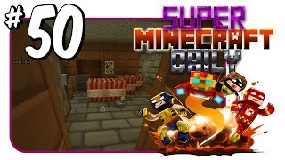 The End of all Peace | Super Minecraft Daily | Ep.50