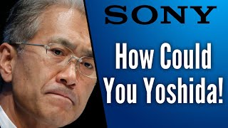 I Will Now Rant for a Long Time About Sony