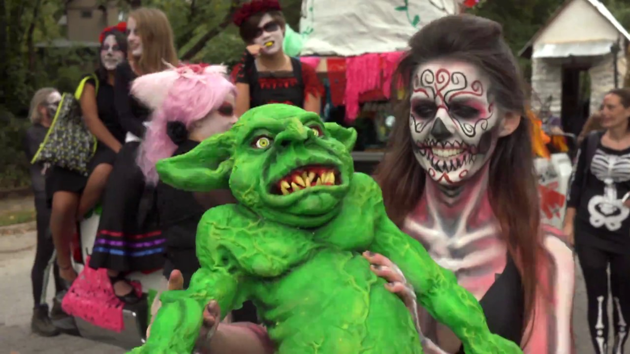 2020 Little 5 Points Halloween The Official 2018 Little 5 Points Halloween Parade and Festival in