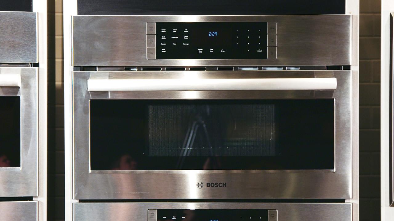 bosch 30 inch speed oven