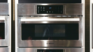 Bosch 30 Inch Speed Oven